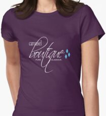 Carousel Boutique Tee Women's Fitted T-Shirt