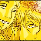 Hannibal - Yellow Hannibloom by Furiarossa