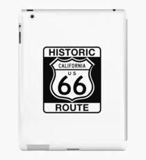 Historic Route 66, California iPad Case/Skin