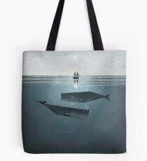 Auf dem Meer. Tote Bag