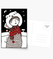 Lumi Olento (Hear no Evil) Postcards