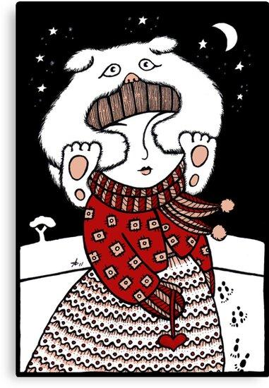 Lumi Olento (See no Evil) by Anita Inverarity