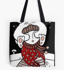 Lumi Olento (See no Evil) Tote Bag