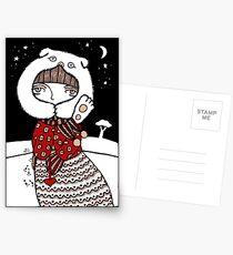 Lumi Olento (Speak no Evil) Postcards