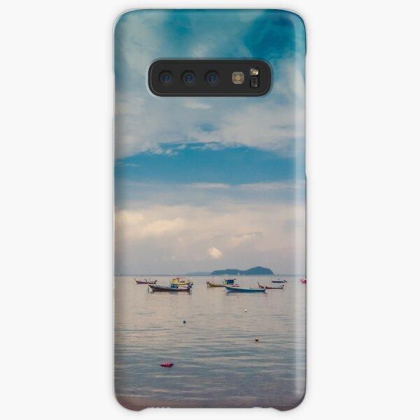 True blue Skies Samsung Galaxy Snap Case