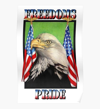 Freedoms Pride Poster