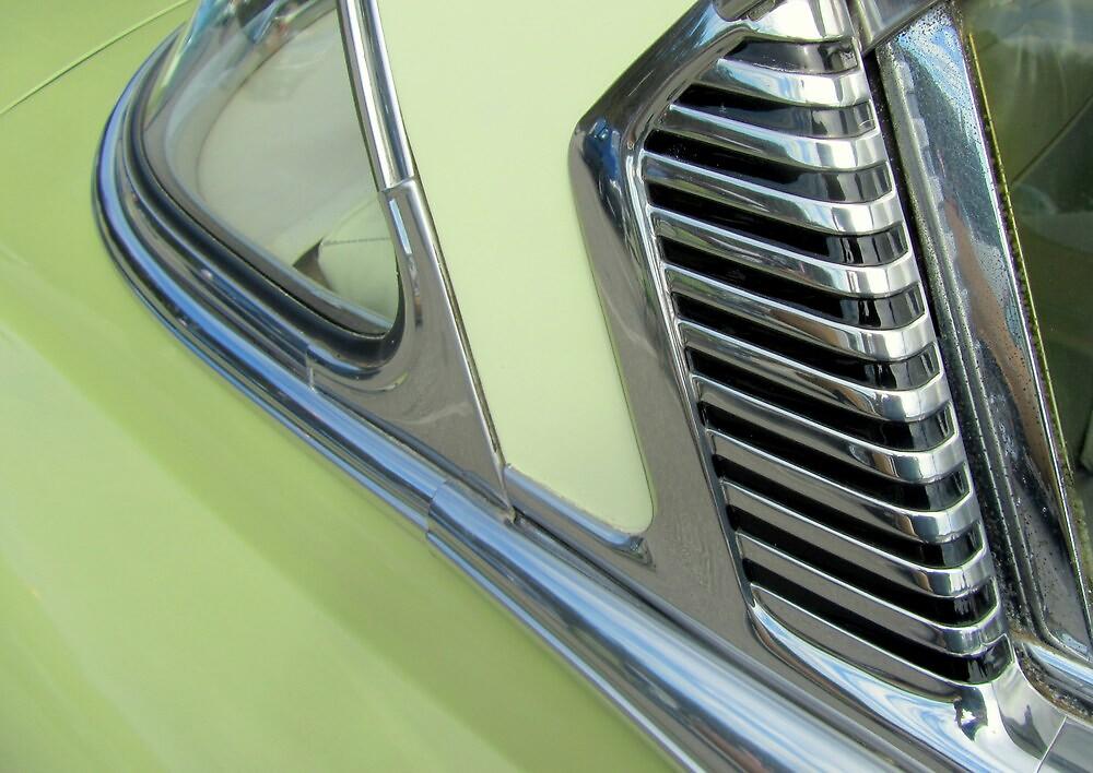 53 Pontiac Bling by Debbie Robbins