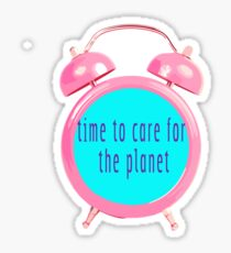 the time Sticker