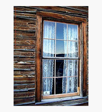 19th Century Window Photographic Print