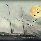Ship of fools von MarieG