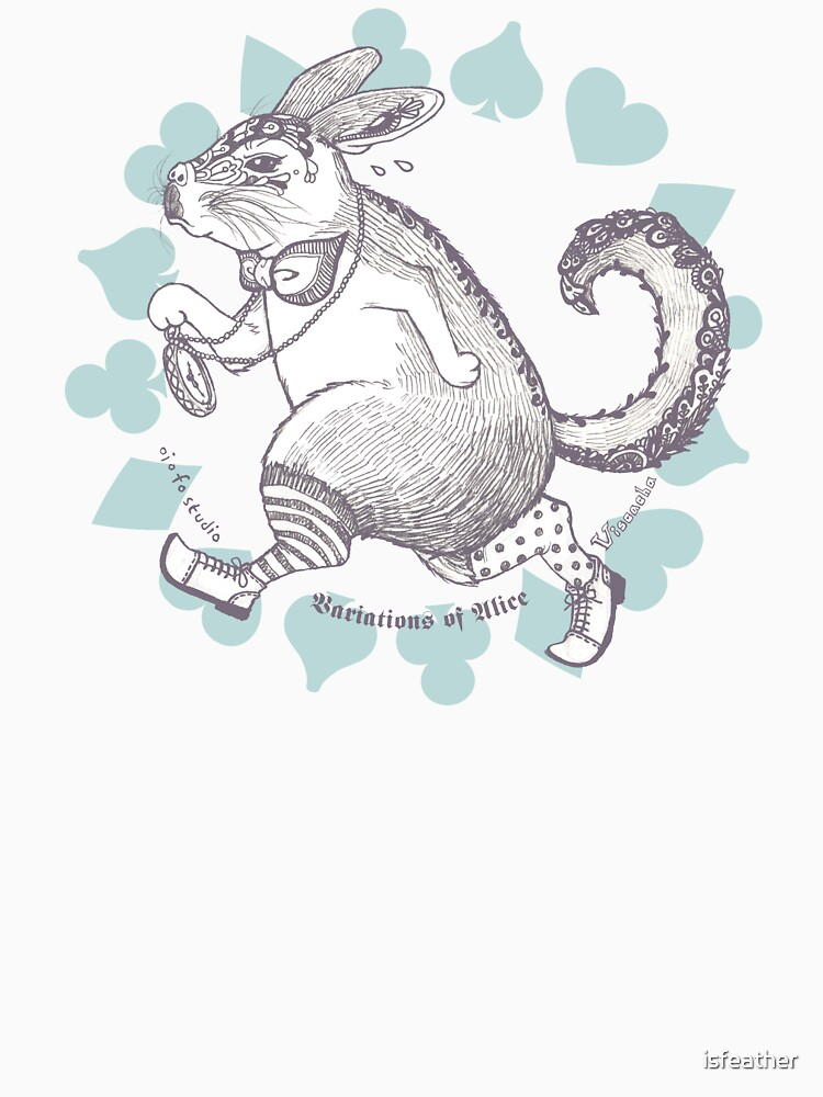 Variations of Alice - Viscacha [Bule] by isfeather