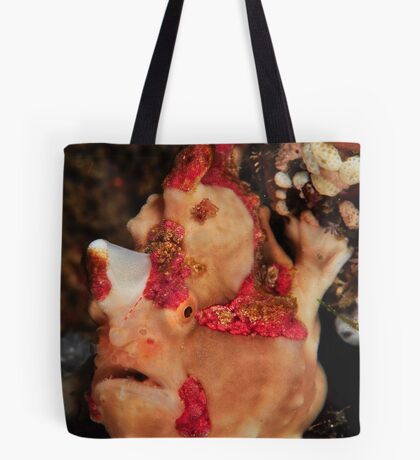 Warty  Tote Bag