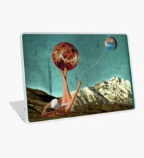 Balancing act Laptop Skin