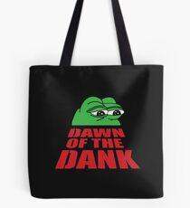 Pepe Frog Dawn of the Dank Tote Bag