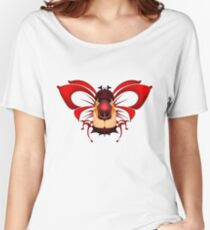 Butter-Fly Women's Relaxed Fit T-Shirt