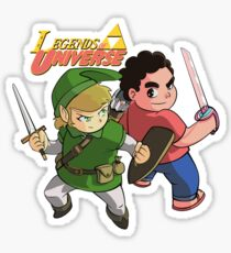 Legends of Universe Sticker