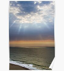 Surreal Seascape Poster