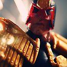 Judge Dredd by ElDave