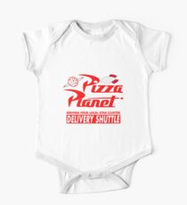 Pizza Planet One Piece - Short Sleeve
