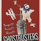 Ghostbusters by Matt Owen