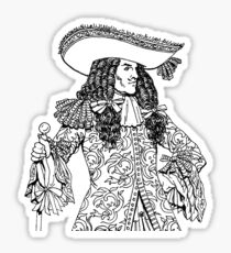 Spanish Explorer Sticker