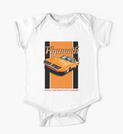 Plymouth Superbird Kids Clothes