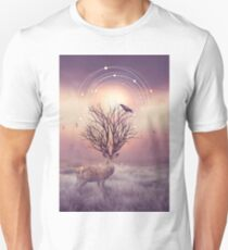 In the Stillness Unisex T-Shirt