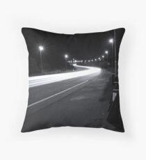 Speedlight! Throw Pillow
