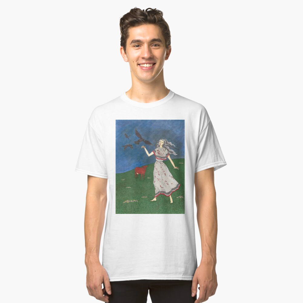 The Morrigan: Great Queen Classic T-Shirt