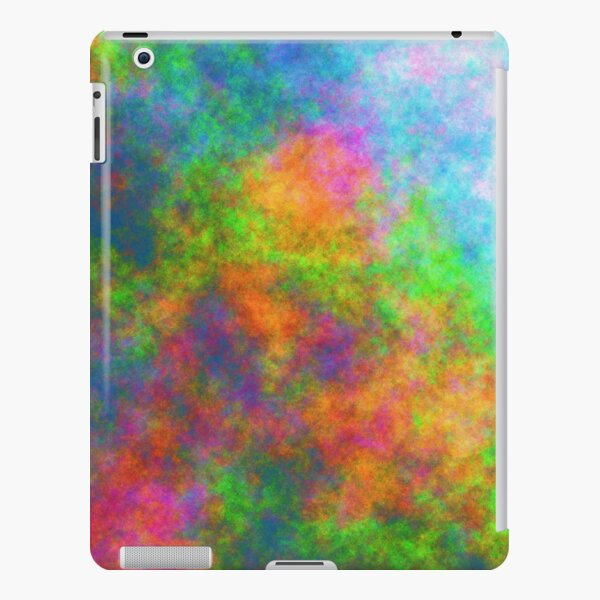 Abstraction of underwater forest iPad Snap Case
