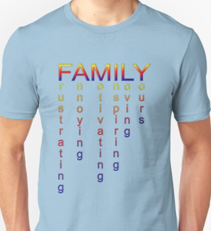 your (my) family T-Shirt