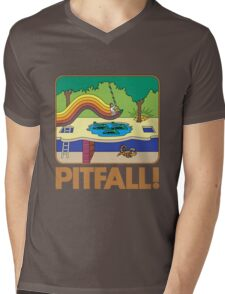 Atari 2600 Pitfall Cartridge Artwork T-shirt Unisex