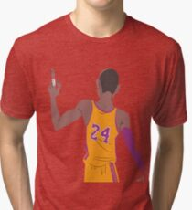 kobe bryant 24 basketball 2020  Tri-blend T-Shirt