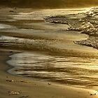 sunset. waubs bay, bicheno, tasmania by tim buckley | bodhiimages