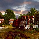 Train To Nowhere by Larry Oates