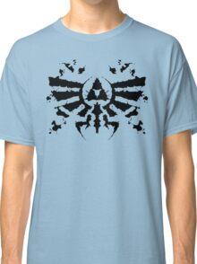 Hyrule Rorschach Classic T-Shirt
