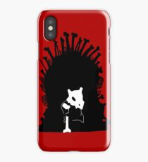Game of Bones iPhone Case/Skin