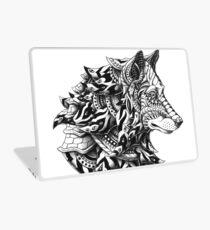Wolf Profile Laptop Skin