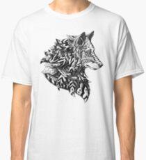 Wolf Profile Classic T-Shirt