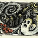 Hallowe'en Night! by David Irvine