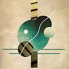 Abstract No.4 by Susan Ringler