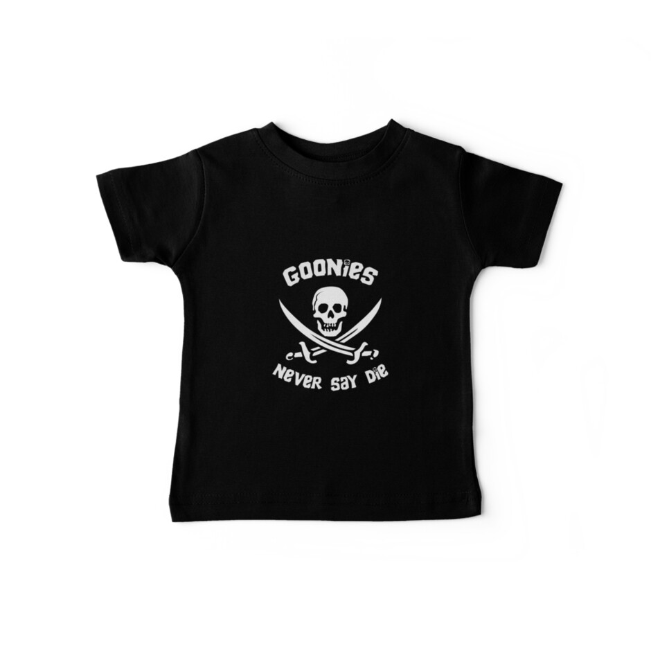 Goonies Never Say Die by SandiTyche