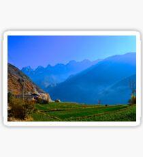 Yunnanese Farmland Sticker
