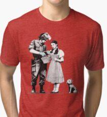 Bag Search Tri-blend T-Shirt