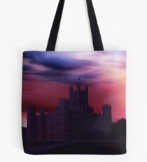 Downton Abbey Dusk Tote Bag