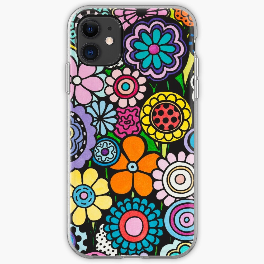Polka Dot Bouquet iPhone Case & Cover
