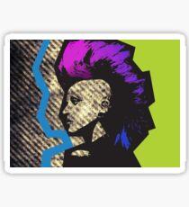 Punk Toxic Sticker