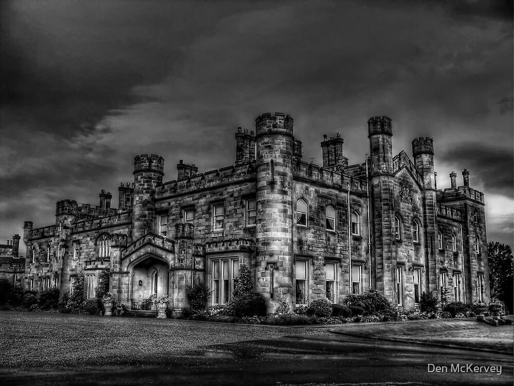 Dundas Castle, Edinburgh, Scotland by Den McKervey