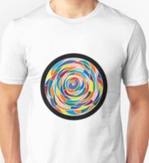 Swirling Abyss Unisex T-Shirt