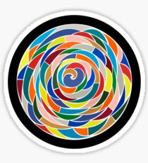 Swirling Abyss Sticker